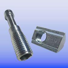 Formverbinder für Aluprofil 40 Nut 8 Item Raster Automatikverbinder -T Matik