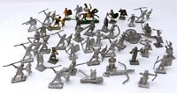 Vintage 25mm ROMANS and Other Ancient Wargames Figures. JOB LOT.