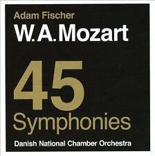 Wolfgang Amadeus Mozart 45 Symphonies, New Music