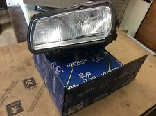 peugeot 605 mk1 nsf front  fog lamp fitted in front bumper 6204g7 siem16523