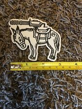 Original Magpul Donkey Jackass Sticker Decal Tactical Pmag Shot Show 2020