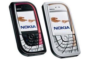 Nokia Supernova 7610 Black / Red (Unlocked) Refurbished Mobile Smart phone 🇬🇧