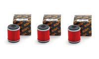 Volar Oil Filter - (3 pieces) for 2011-2018 Yamaha YFZ450R SE