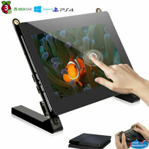 2020 NEW Portable Touch Screen Monitor Display LCD For Raspberry Pi 3B 4 Mini PC