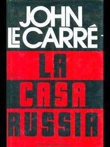 La Casa Russie Prima Édition Le Carre 'John Mondadori 1989 Original Omnibus