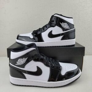Nike Air Jordan 1 Mid SE ASW All Star Weekend Carbon Fiber DD1649-001 MEN Size