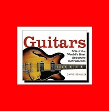 Nouvelle annonce %GUITAR PICTURE GUIDE BOOK:GUITARS 500 OF THE WORLD'S MOST SEDUCTIVE INSTRUMENTS