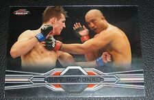 Rory MacDonald UFC 2013 Topps Finest Card #93 115 129 133 145 167 Fight Night 10