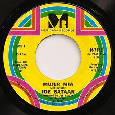 Joe Bataan: Mujer Mia / Johnny  [ New Unplayed Copy] mfg sleeve