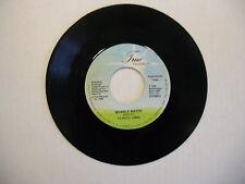 Claude King Wobble Water/Same(MONO Promo) 45 RPM VG+