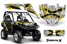 CAN-AM COMMANDER 800R 800XT 1000 1000XT 1000X GRAPHICS KIT DECALS STICKERS TXYW