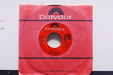 """JAMES BROWN """"Kiss In 77/Woman"""" 45rpm Soul Funk 7"""" Promo with company sleeve"""