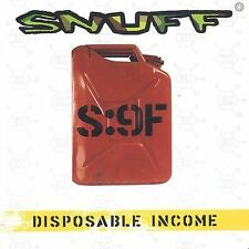 NEW - Disposable Income by Snuff