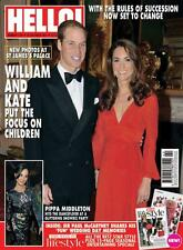 HELLO,KATE PIPPA MIDDLETON,GEORGE MICHAEL,SIENNA MILLER,JOAN RIVERS,BECKHAM New