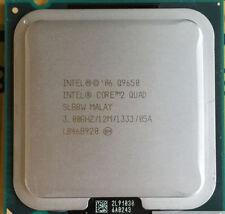 Intel Core 2 Quad Q9650 SLB8W LGA 775 1333 MHz 3GHz 12 MB CPU Prozessoren
