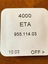Circuito ETA 955.114.03
