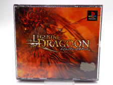 PLAYSTATION 1 gioco-The Legend of Dragoon (OVP) (NTSC-JAPAN JAP JP IMPORT)