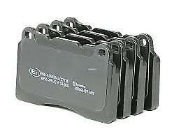 BRAKE PADS FRONT FOR RENAULT MEGANE III SPORT  RS250/265 (BREMBO)