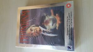 The Phantasm Collection (DVD, 2005, 5-Disc Set, Box Set)