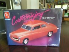 1949 MERCURY COUPE 1/25 AMT/ERTL CUSTOMIZING SERIES FACTORY SEALED