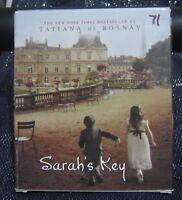 Macmillan Audio Sarah's Key by Tatiana de Rosnay CD read by Polly Stone