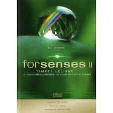 Forsenses II  BLU RAY - region A, B & C - over 55 minutes of premium HD quality