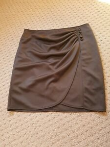 Tokito Black Skirt Size 12