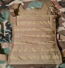 FSBE II MBSS USMC Plate Carrier Small Arms L/XL The Resource Center Coyote Brown