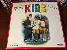 Laserdisc KIDS 1995 Justin Pierce A Film By Larry Clark Widescreen Ed Rare LD