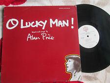 Alan Price – O Lucky Man! Original Soundtrack Warner BS 2710 UK Vinyl LP Album