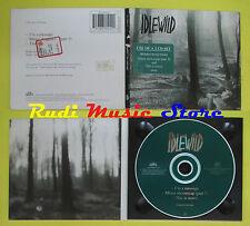 CD Singolo IDLEWILD I'm a message DIGIPACK 1998 eu FOOD no lp mc dvd vhs (S14*)