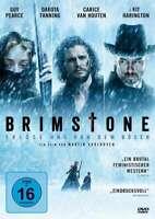 Brimstone [DVD/NEU/OVP] Ein Western, wie man ihn kein zweites Mal findet. Da