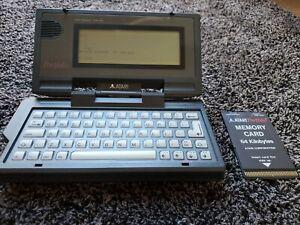 Atari Portfolio HPC-004 Personal Computer working