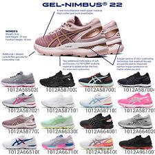 Asics GEL-NIMBUS 22 underpronation/нейтральный женские дорожные кроссовки выбрать 1