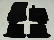 Renault Megane CC 2010-on Tailored Fit Car Mats in Black
