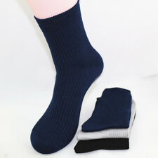 Luxury 3X Bamboo Fibre Man Socks Odor Resistant Antibacterial Healthy Quality