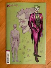 Batman #95 2020 1:25 Jorge Jimenez Card Stock Variant Dc Nm