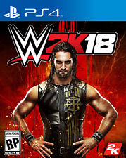 WWE 2K18 for Sony PS4