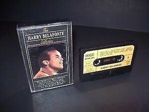 Harry Belafonte Collection 20 Golden Greats Cassette Tape Italy Day O La Bamba