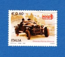 Italy 2009 Mille Miglia Racing Cars Cars 1000 miles races engines used used