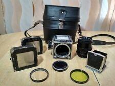 SALUT-S (Kiev-88 Hasselblad) 6x6 SLR 120 Vega-12B(V) Medium Format Camera Kit