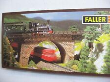 *SH119* Faller H0 Steinbogenbrücke Bausatz NEUwertig OVP