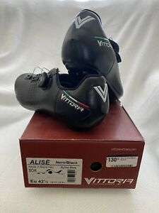 NEW Vittoria Alise' road cycling shoes 42.5