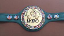 WBC WORLD Boxing ChampionShip Replica boxing Belt Adult size