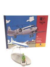 En Avion Tintin l'avion sabena l'affaire tournesol  N17 + livret
