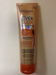 L'Oreal EverSleek Intense Smoothing, Conditioner 8.5 Fl Oz New