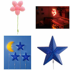 Ikea | SMILA | Children's Soft Mood Energy Saving Wall Lamps