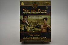 War and Peace Sergei Bondarchuk's Epic DVD