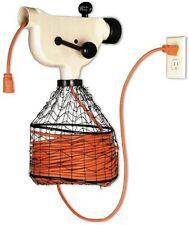 150ft Cord Extension Storage Reel Basket Crank Handle Winds Retractable Portable