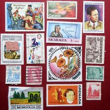 WORLD STAMPS, Assorted World Stamps..Used and Unused, in Very Nice Condition #8